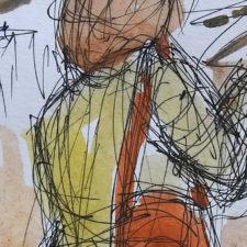 Sketch detail in Studio Pad